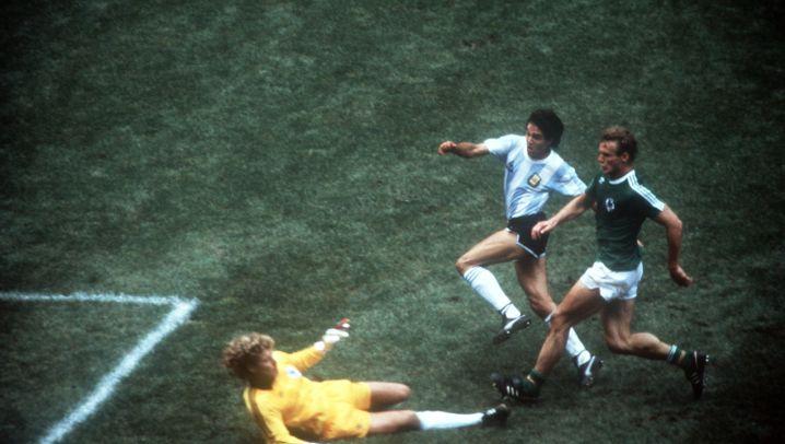 WM-Turnier 1986: Maradona für die Ewigkeit