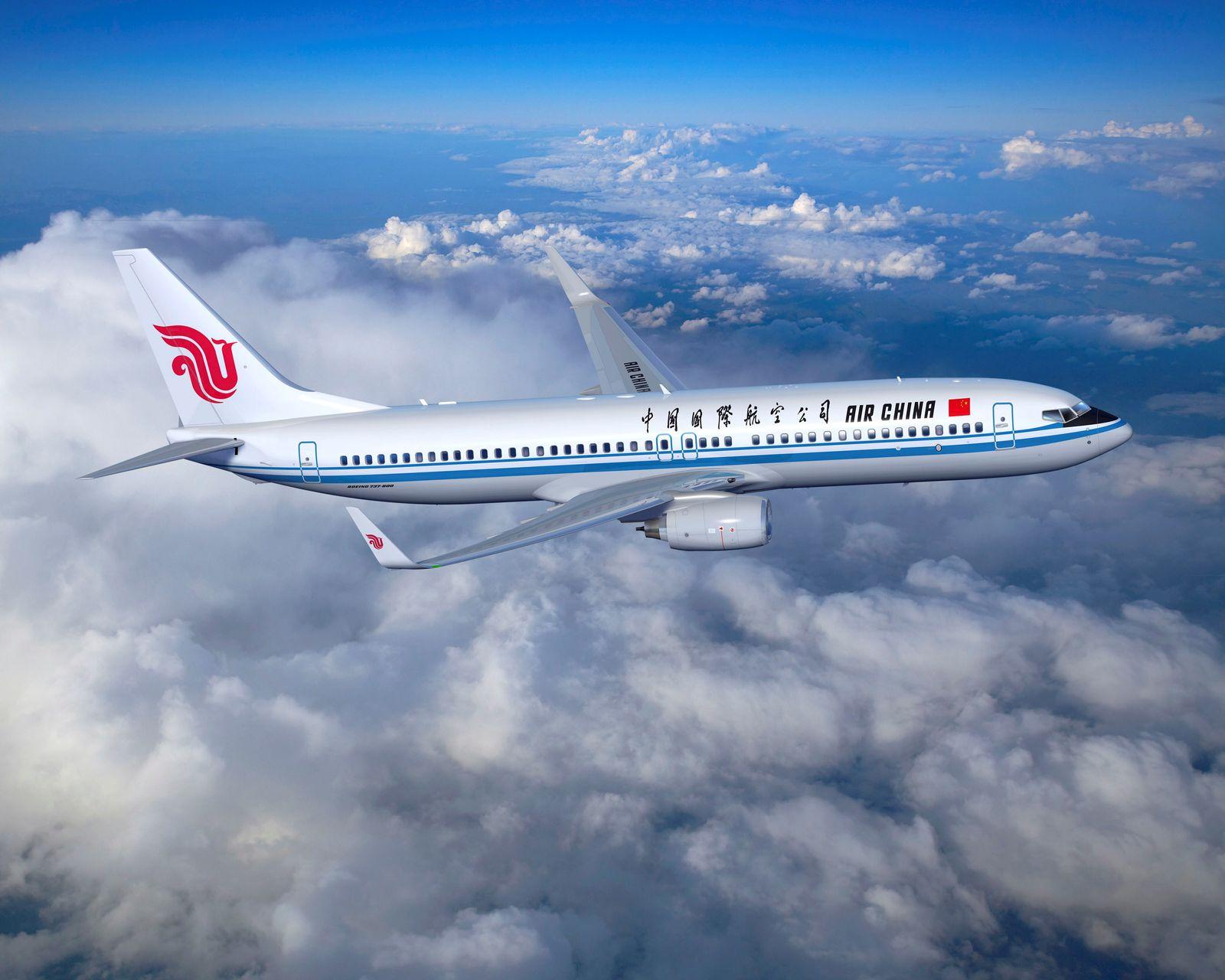 AIR CHINA Boeing 737