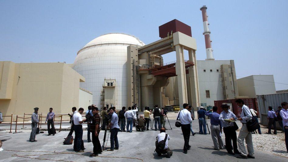 Atomkraftwerk in Buscher: Noch immer keine Einigung im Nuklearstreit
