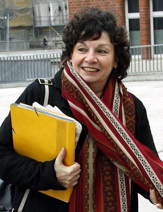 Grüne Senatorin Goetsch: Mitten im Schulstreit