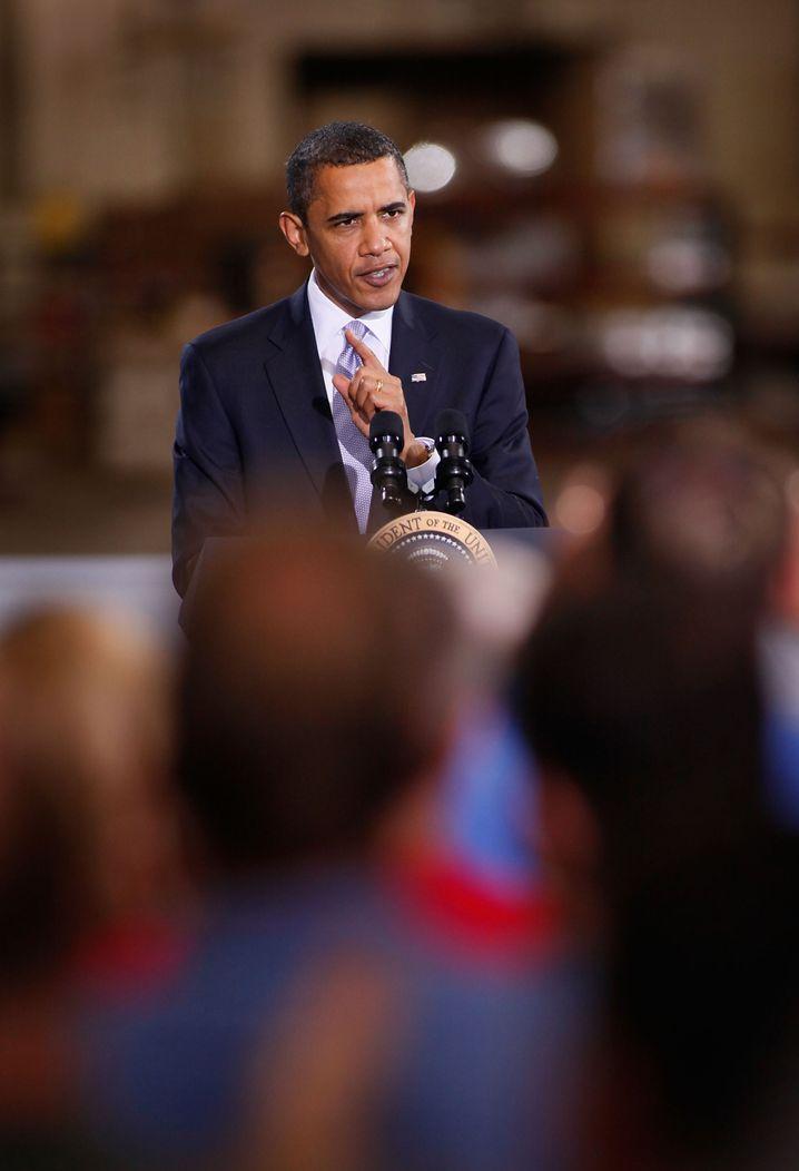 US-Präsident Obama: Das Wohl des nordkoreanischen Volkes im Blick