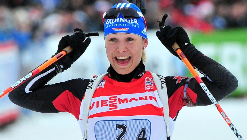 Saison 2011/2012: Deutschlands Top-Biathleten
