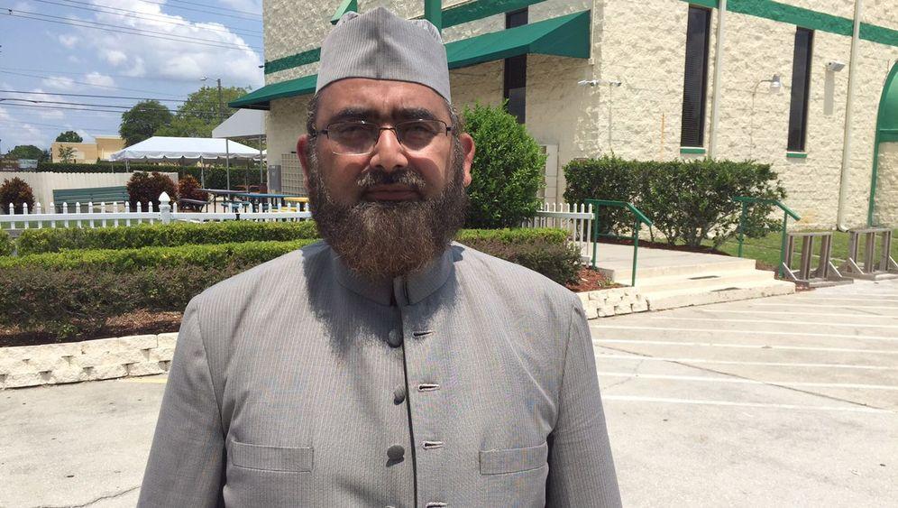 """Imam in Orlando: """"Am Sonntag ist ein Traum zerplatzt"""""""