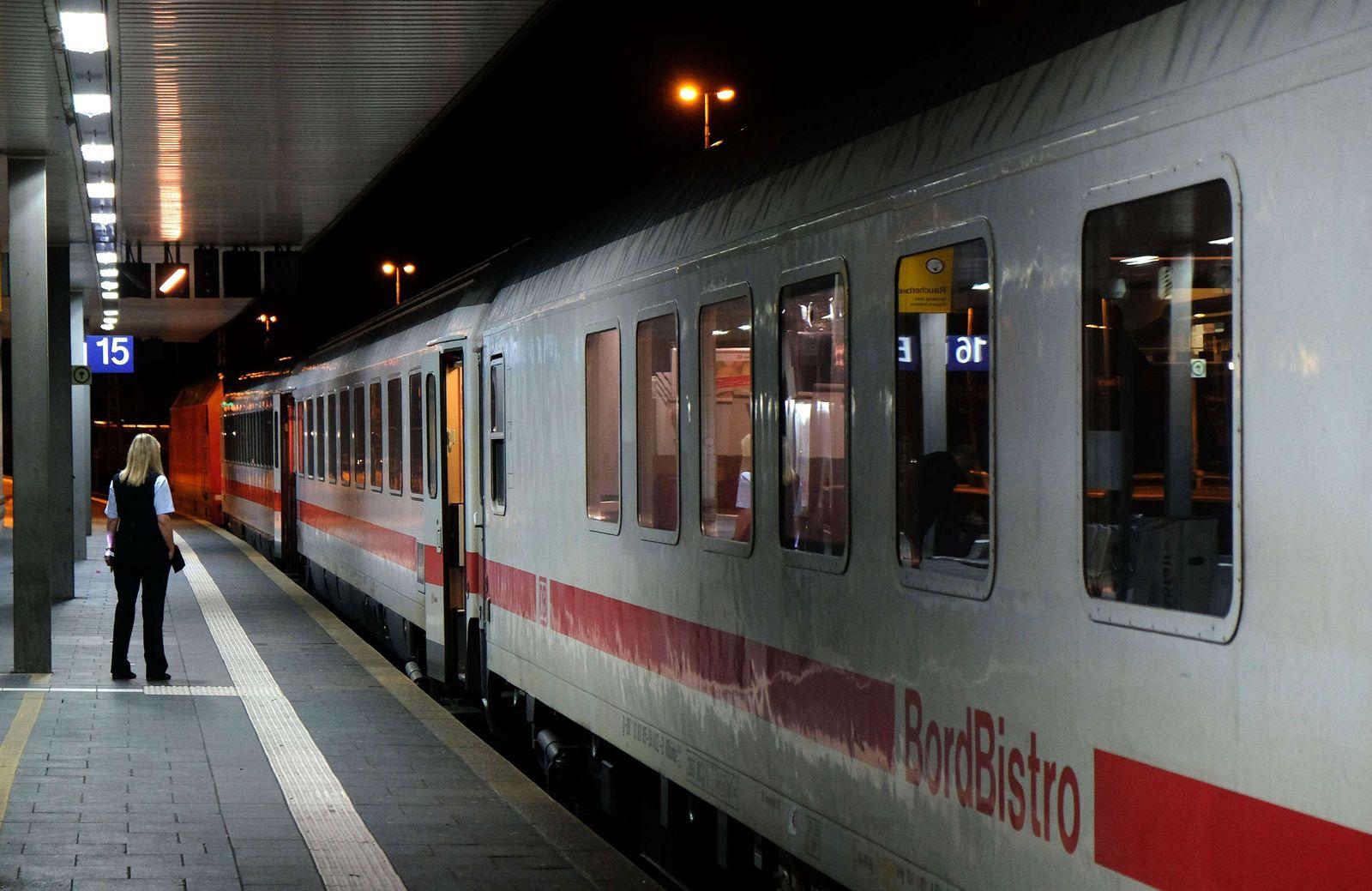 Deutsche Bahn Düsseldorf