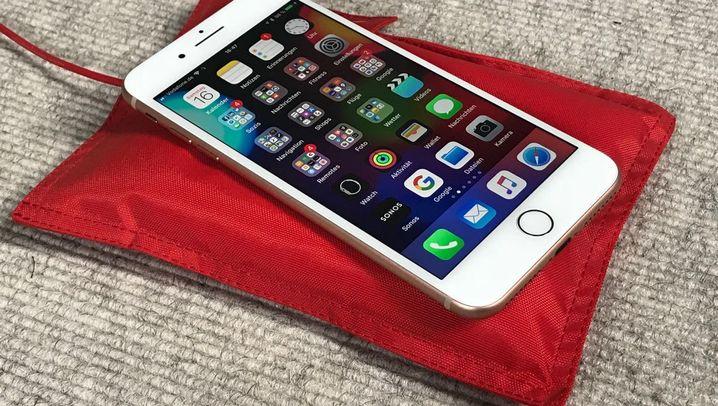 Nicht nur für iPhones: Drahtlose Ladegeräte für Smartphones