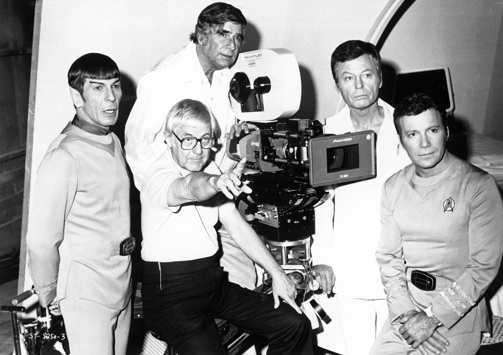 """""""Star Trek: The Motion Picture"""" Portrait"""