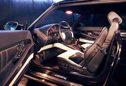 Volga V12 Coupé: Unikat der Auto-Tuning-Firma A:level für einen russischen Auftraggeber