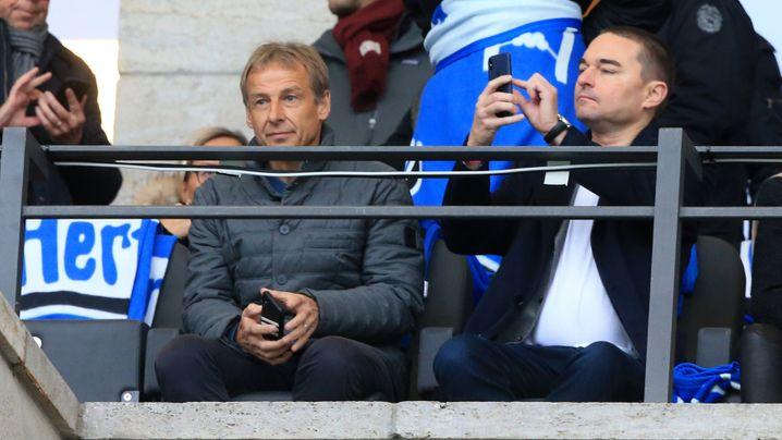 Elf Wochen Klinsmann in elf Bildern