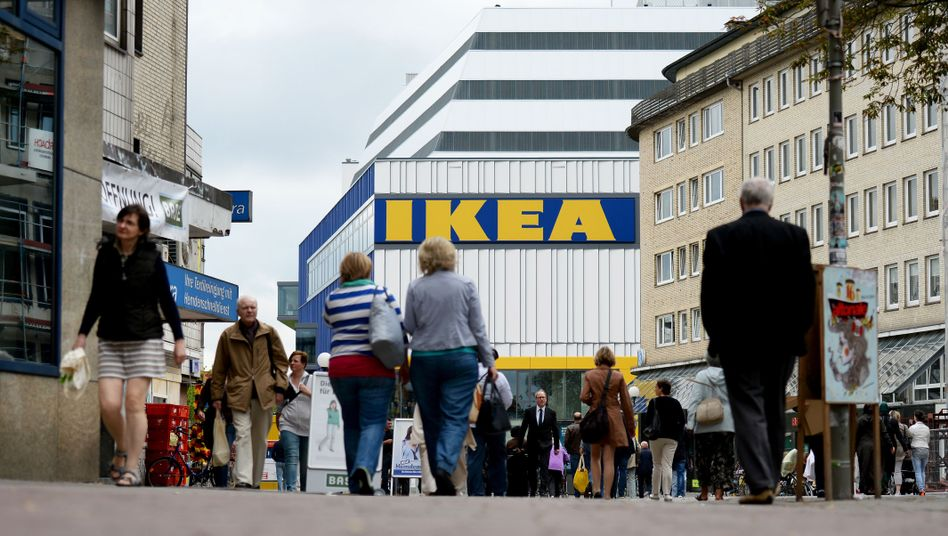 Ikea in Hamburg-Altona (Archiv)