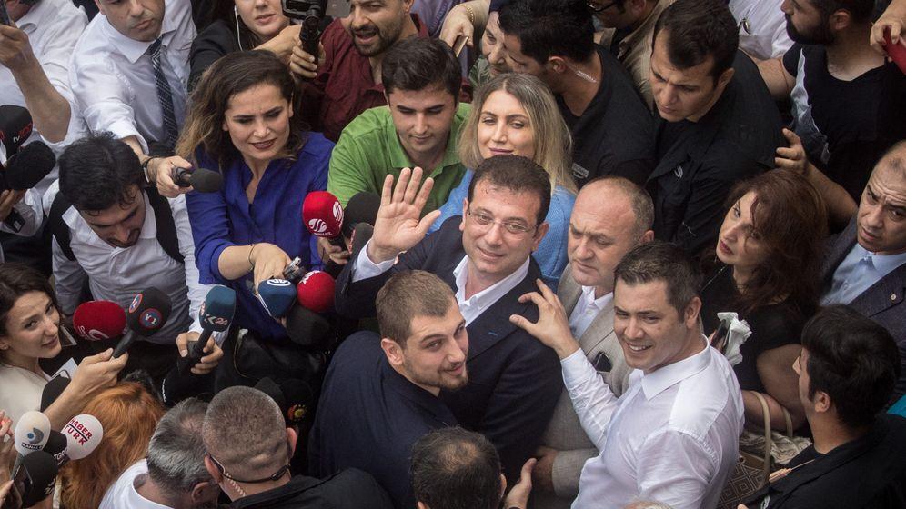 Wahl in Istanbul: Jubel bei der Opposition