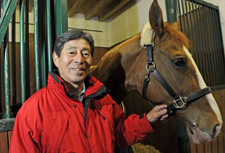 Reiter Hiroshi Hoketsu: Mit 71 Jahren bei Olympischen Spielen