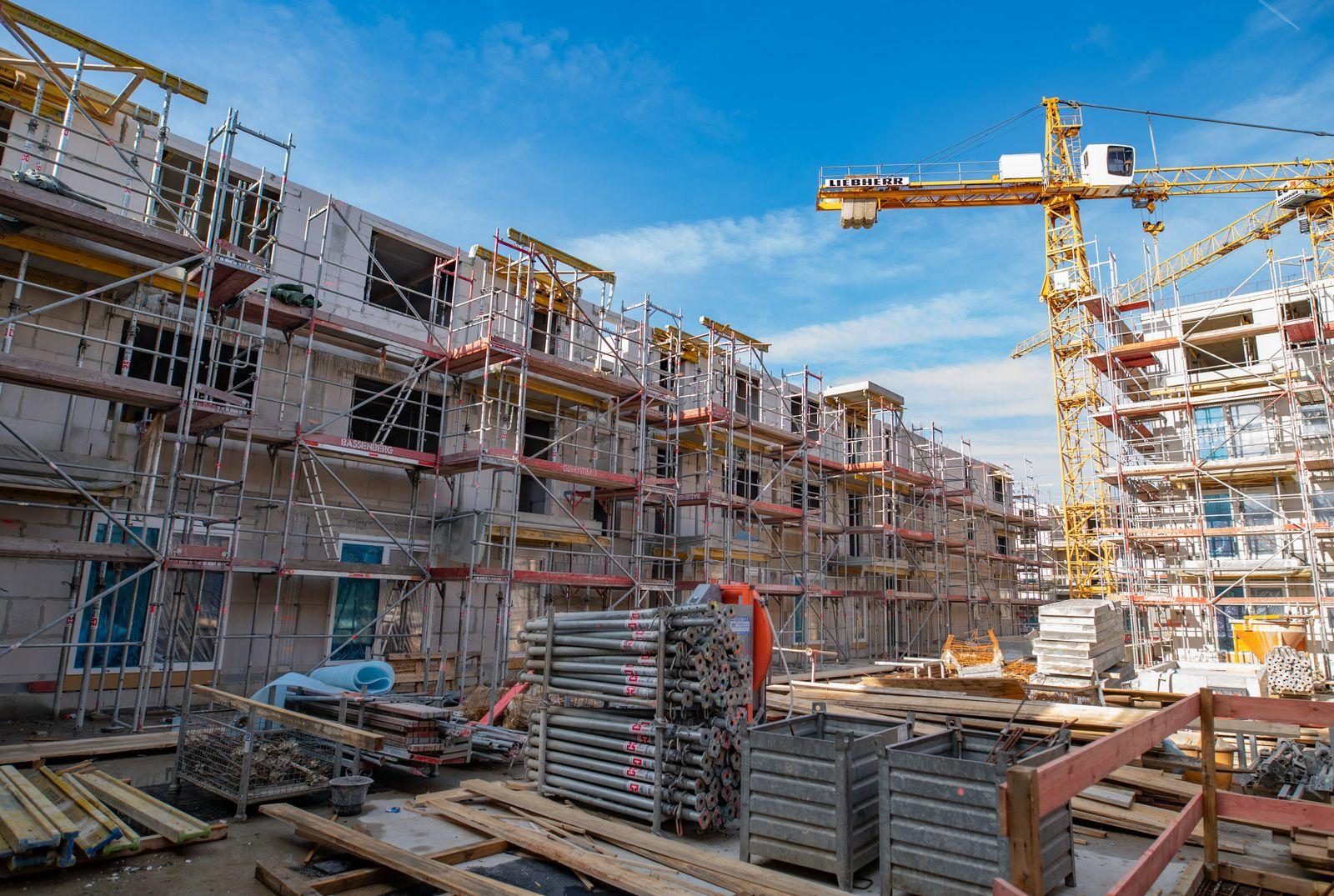 Reduzierte Mehrwertsteuer für Sozialwohnungen
