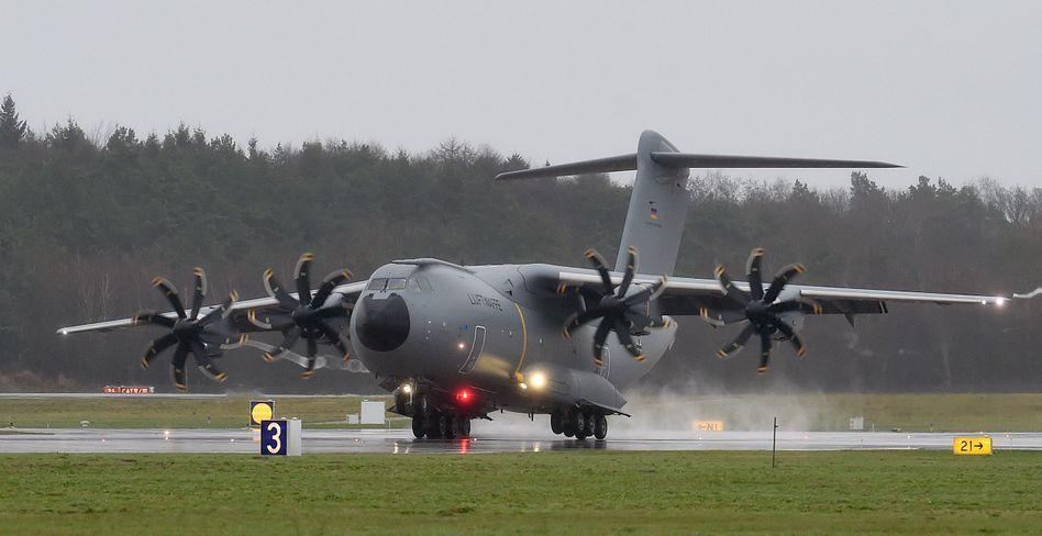 A400M: Die Pannenserie setzt sich fort