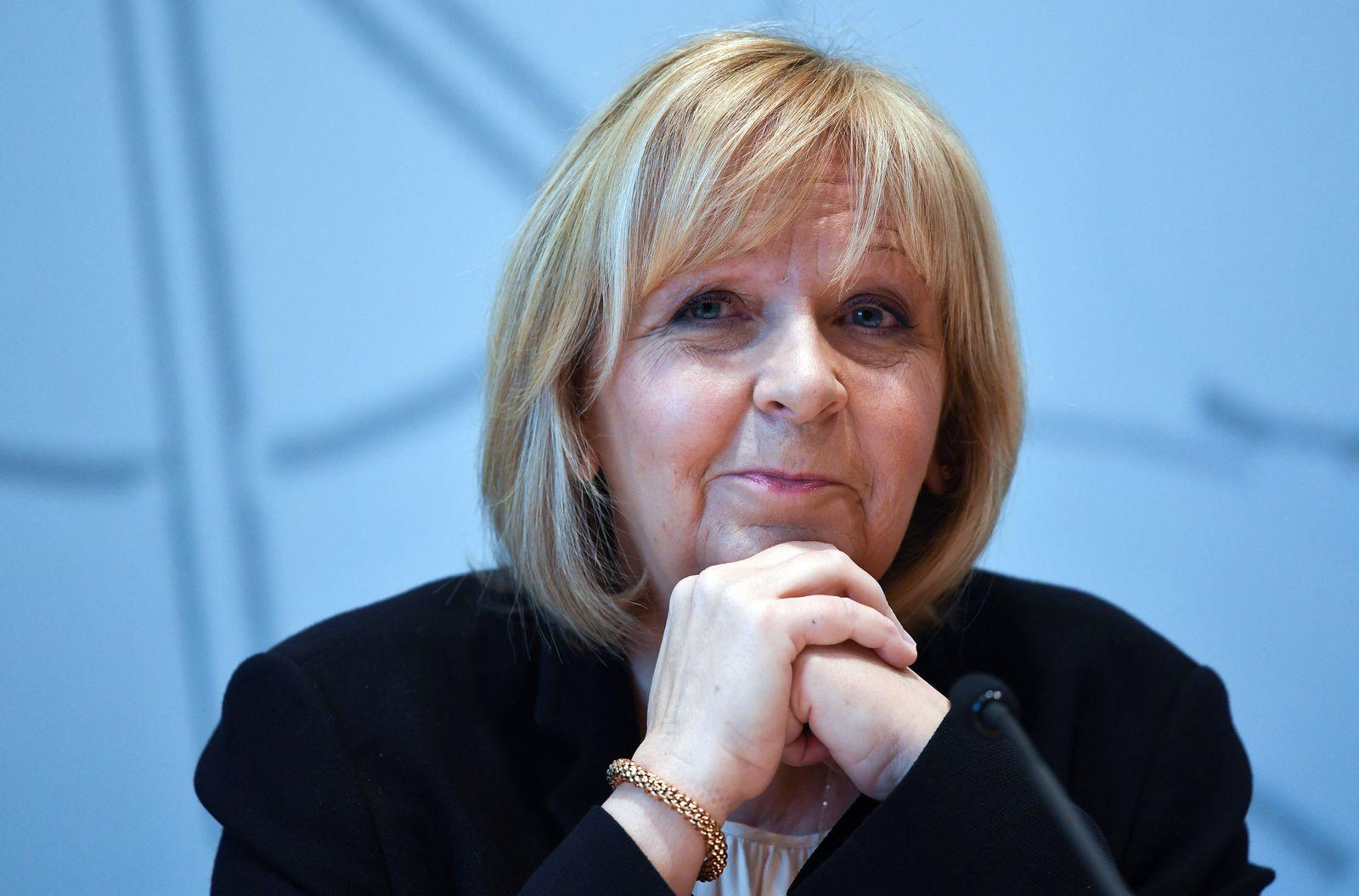 Pk mit NRW-Ministerpräsidentin Hannelore Kraft