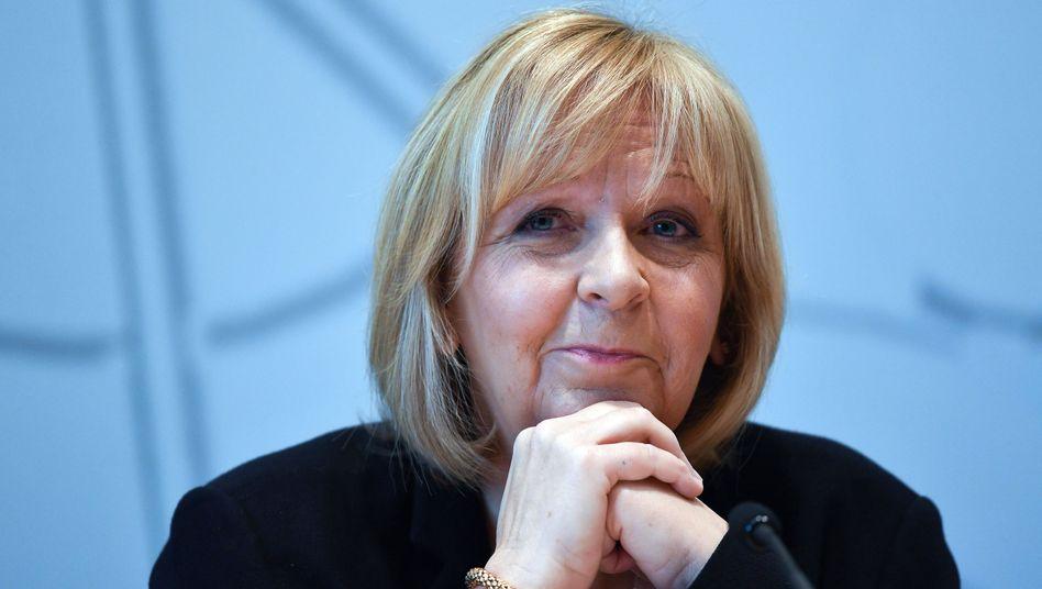 NRW-Ministerpräsidentin Hannelore Kraft (SPD)