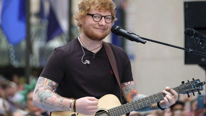 Ed Sheeran: Verliebt in Neuseeland