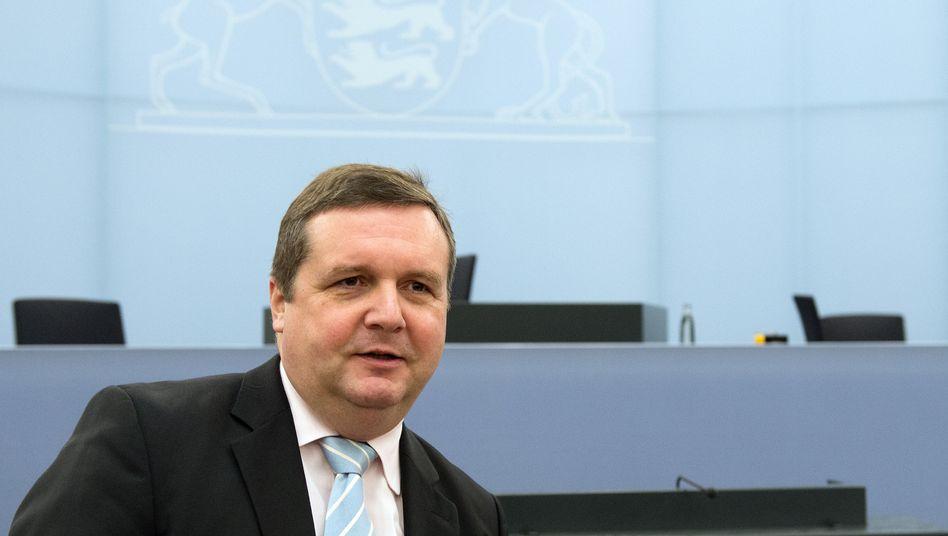 Der frühere baden-württembergische Ministerpräsident Stefan Mappus (CDU)