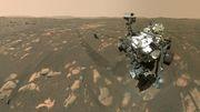 Nasa-Rover »Perseverance« extrahiert auf dem Mars erstmals Sauerstoff