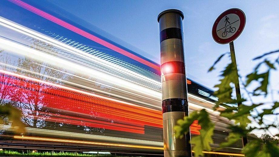 """Geschwindigkeitsmessanlage bei Hamburg""""Stümperhaftes"""" Regelwerk"""