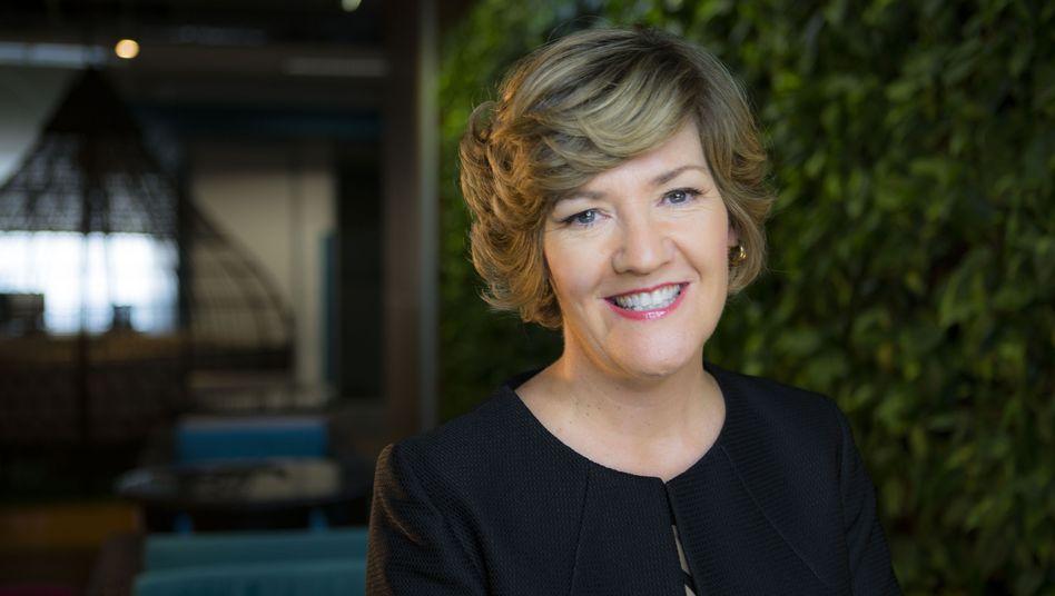 Adaire Rita Fox-Martin, im Vorstand von SAP
