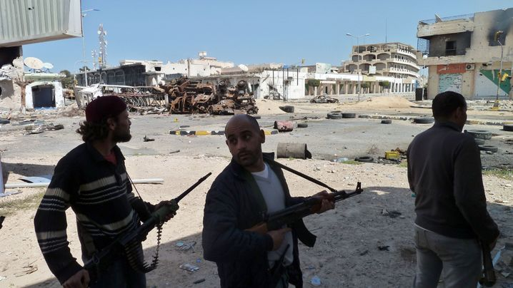 Alltag in Misurata: Rebellenstadt kämpft ums Überleben