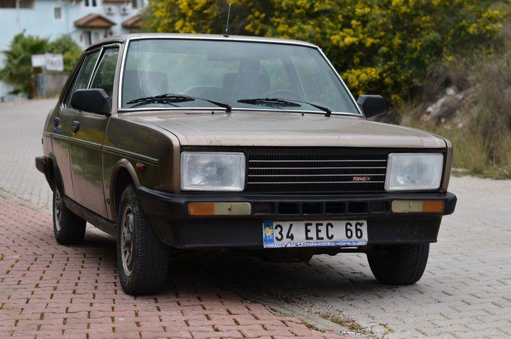 Tofas 131 - Lizenzbau von Fiat