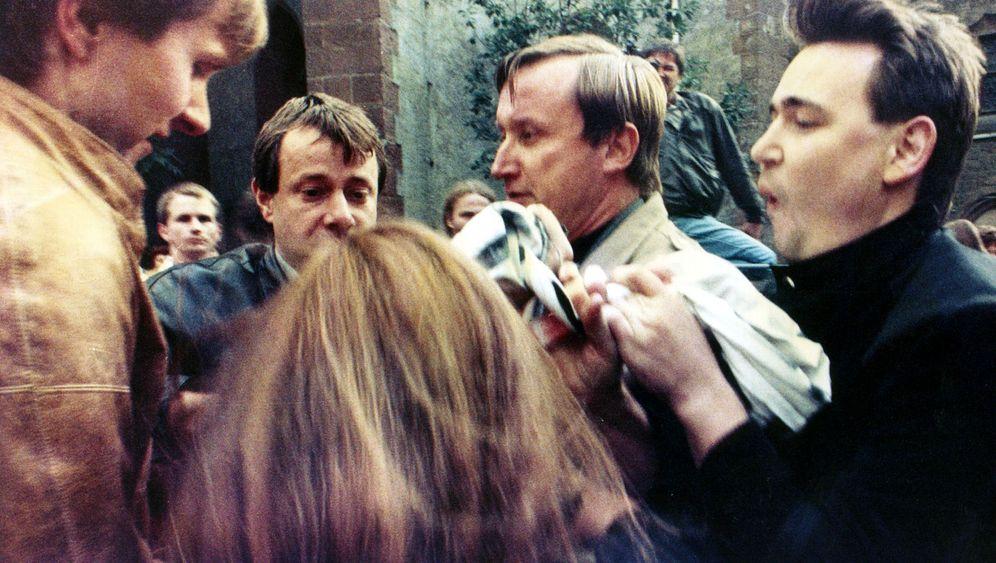 """Montagsdemonstration am 4. September 1989: """"Wir mussten uns dieses Land zurückerobern"""""""