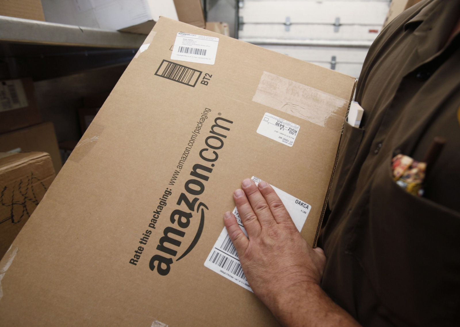 Amazon / UPS