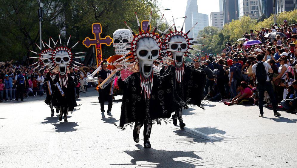 Día in Mexiko: Den Tod umarmen