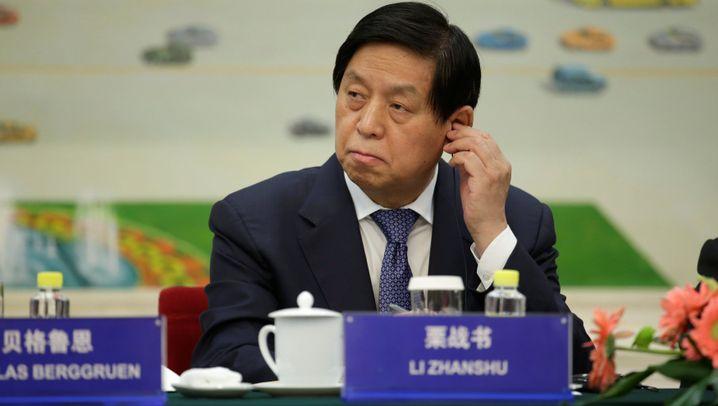 Parteikongress: Anwärter für Chinas mächtigsten Zirkel