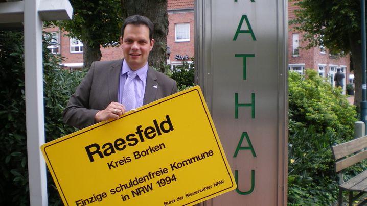 Schuldenfreie Gemeinde Raesfeld: Pionier mit Durchhaltevermögen