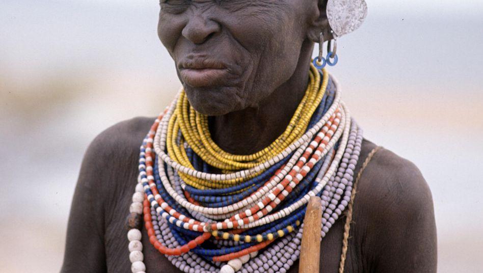 Ein Bantu: Ursprung am Äquator