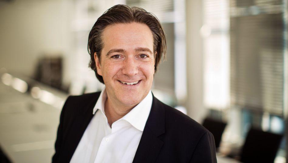 Journalist Büchner: Wird neuer Chefredakteur von SPIEGEL und SPIEGEL ONLINE