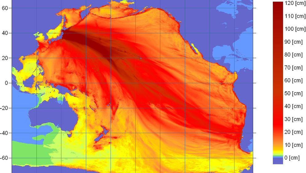 Nach Erdbeben: Tsunami-Gefahr im gesamten Pazifik