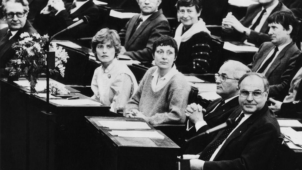 30 Jahre Grüne im Bundestag: Vom Chaos zur Gestaltungskraft
