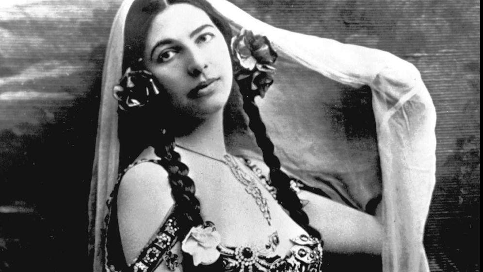"""Mata Hari: """"Ich liebe Offiziere, ich habe sie immer geliebt"""""""