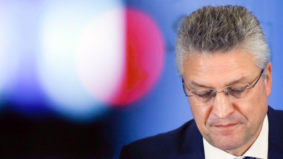 Kurz bevor Lothar Wieler auf einer Pressekonferenz am 22.10. über gestiegene Infektionszahlen sprach, war die RKI-Website offline