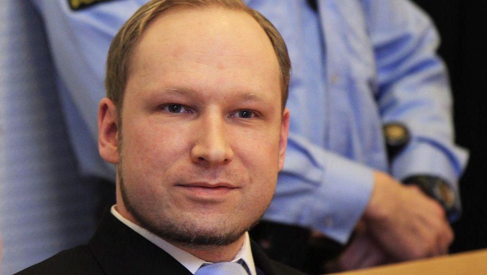Attentäter von Norwegen: Gutachter erklärenBreivik für zurechnungsfähig