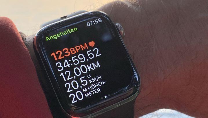 Neue Smartwatch im Test: Das ist die Apple Watch Series 5
