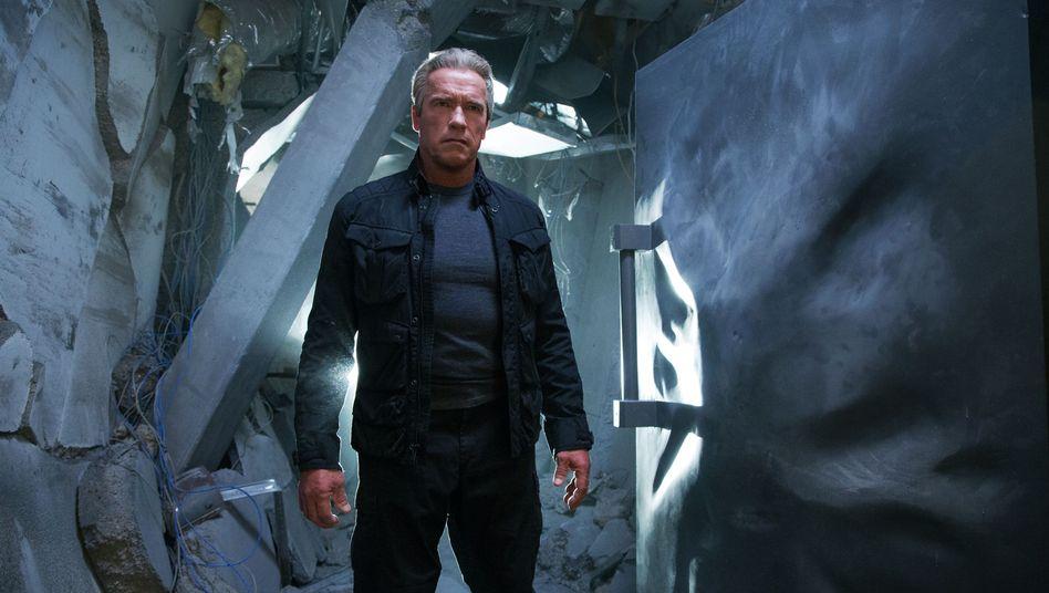 Actionstar Schwarzenegger: Der Terminator zeigt Gefühle