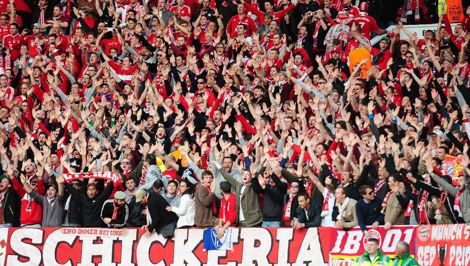 """Bayern-Ultras: DFB-Auszeichnung für die """"Schickeria"""""""