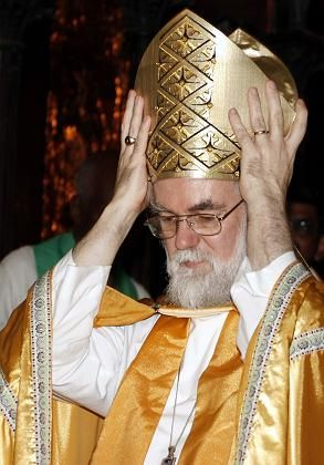 """Archibishop of Canterbury Rowan Williams: """"A Dangerous Threat to our Nation"""""""