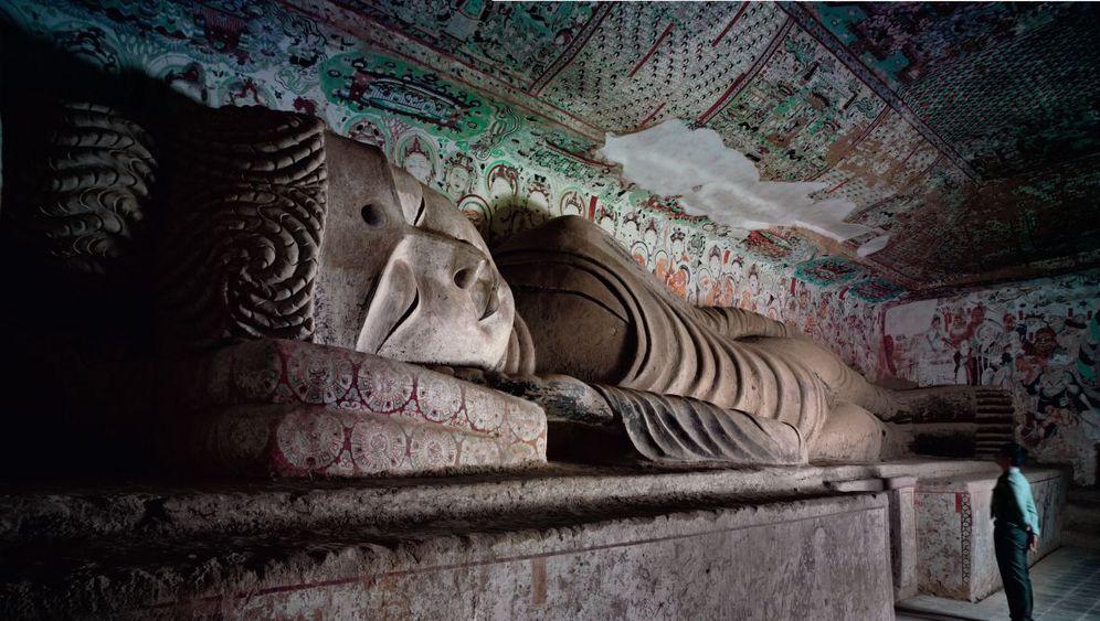 Magao-Grotten: Zeitkapsel der Seidenstraße