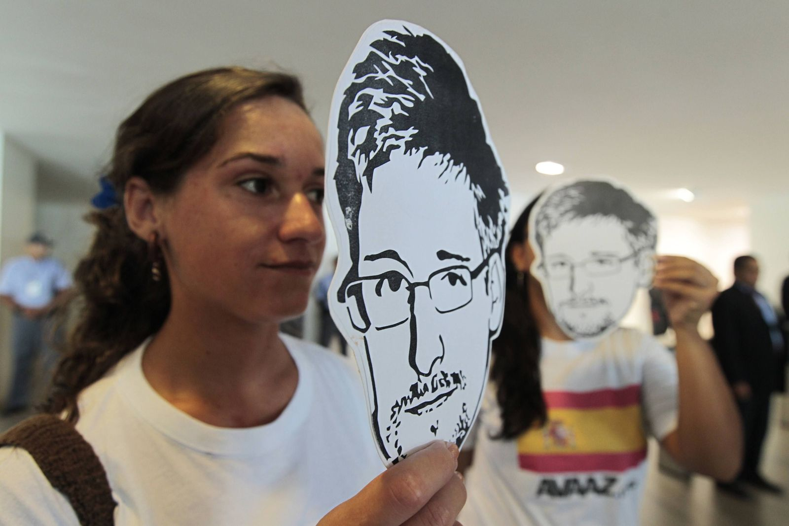 Snowden-Petition / Brasilien