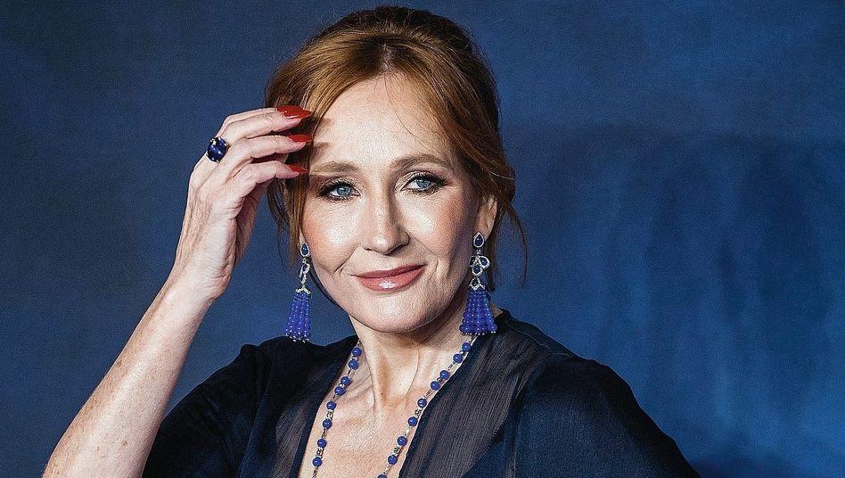 Autorin Rowling:»Natürlich mit der Forderung nach der Verbrennung meiner Bücher gerechnet«