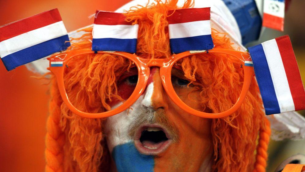 Uruguay vs. Niederlande: Jubel bei König Wesley und Prinz Willem