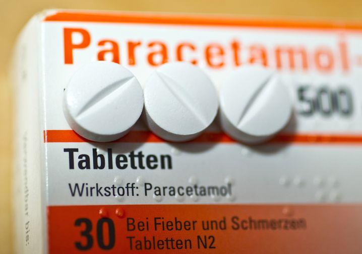 Paracetamol-Tabletten