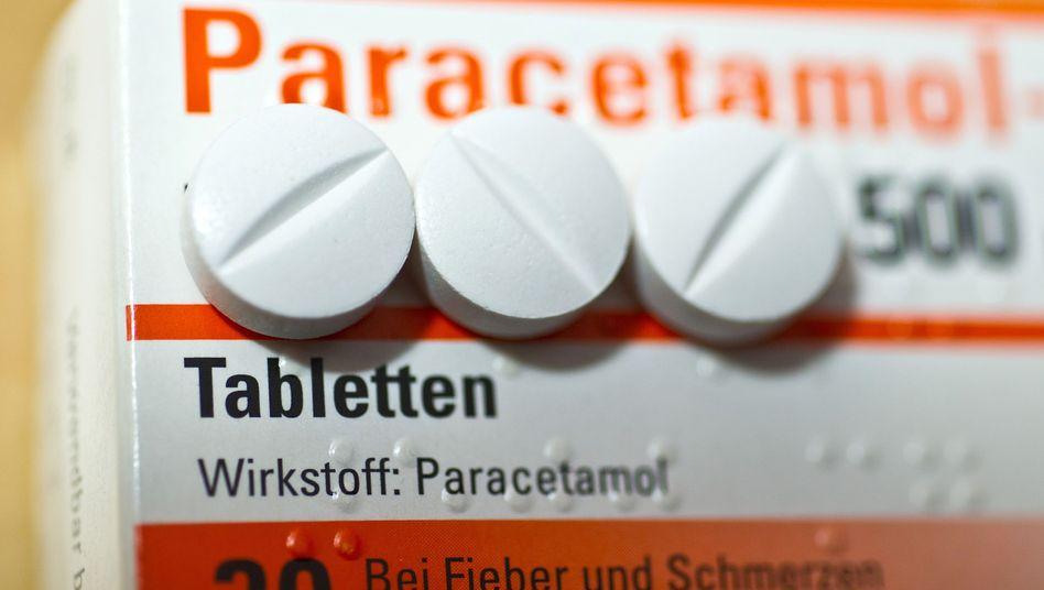 Paracetamol: Nur kleine Spanne zwischen therapeutischer und giftiger Wirkung