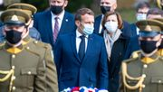 Macron bietet Vermittlung in Belarus an