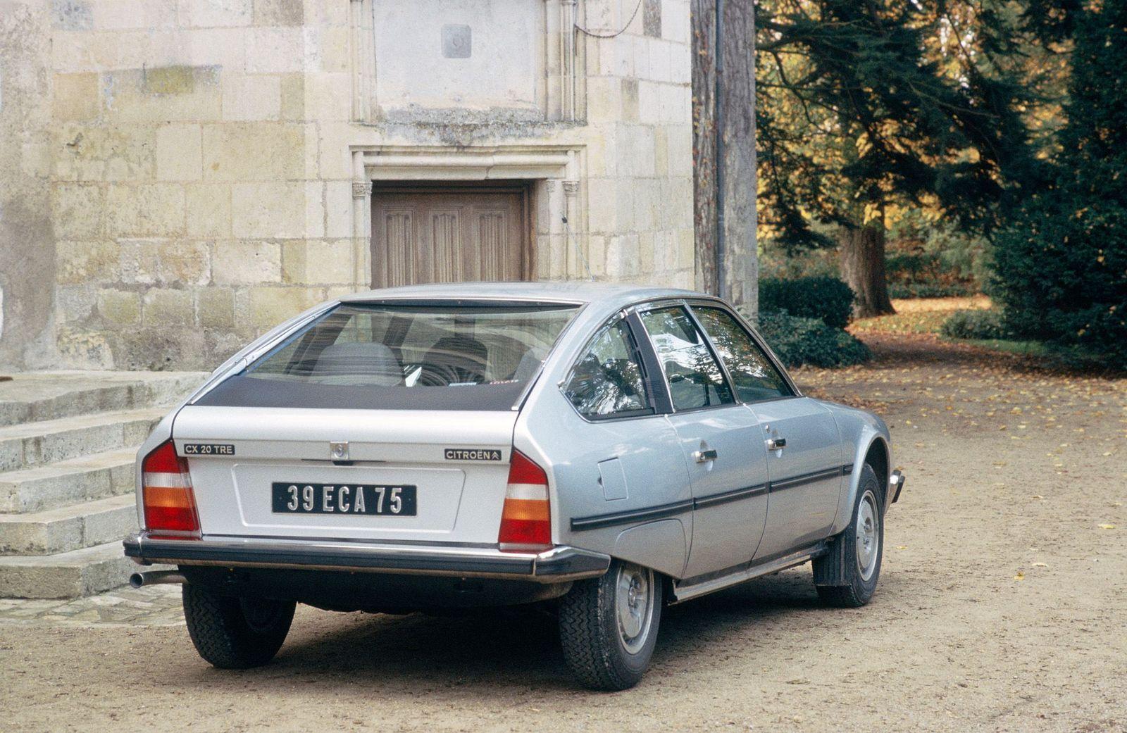 1983 / Citroen CX
